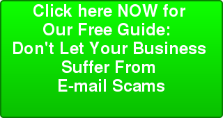 Click here NOW for  Our Free Guide:   Don't Let Your Business  Suffer From  E-mail Scams